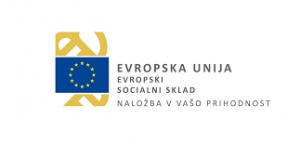EU, Evropski socialni sklad - logo