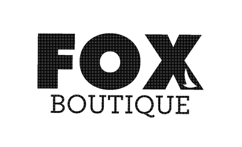 Fox boutique logo