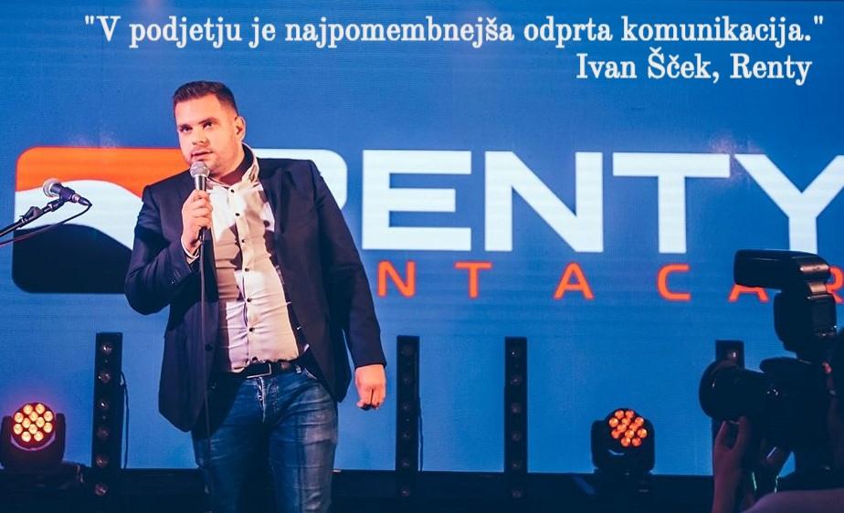 Ivan Šček Ena na ena